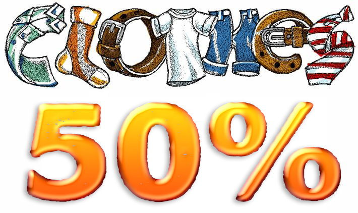 August sale on clothes